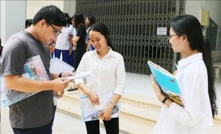 Công bố dự thảo sửa đổi Quy chế thi Trung học phổ thông quốc gia