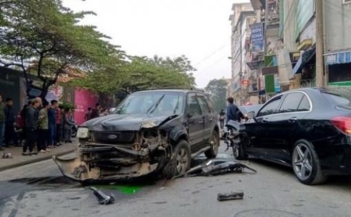 Cả nước xảy ra 117 vụ tai nạn giao thông sau 4 ngày nghỉ Tết