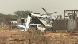 Rơi trực thăng quân sự Ethiopia chở 23 binh sĩ