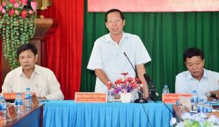 Tập trung xây dựng thành công huyện nông thôn mới Chợ Lách năm 2020