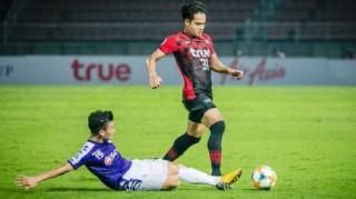 Văn Quyết ghi bàn, Hà Nội FC thắng á quân Thái Lan ở giải châu lục