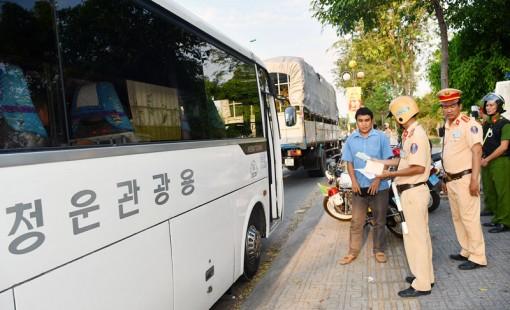 Bảo đảm giao thông, an ninh trật tự dịp Tết Kỷ Hợi