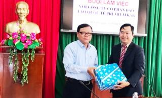 Trường Cao đẳng Bến Tre hợp tác với Công ty Cổ phần Đào tạo quốc tế Premium KAK