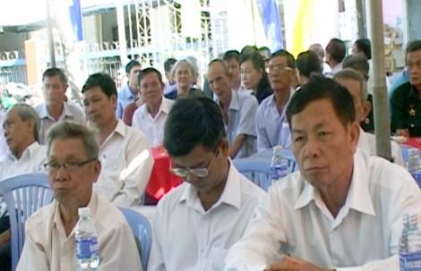 Họp mặt truyền thống kỷ niệm 59 năm Ngày Đồng khởi ấp Phong