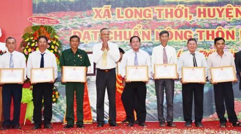 Thi đua thực hiện thắng lợi nhiệm vụ phát triển kinh tế - xã hội năm 2019