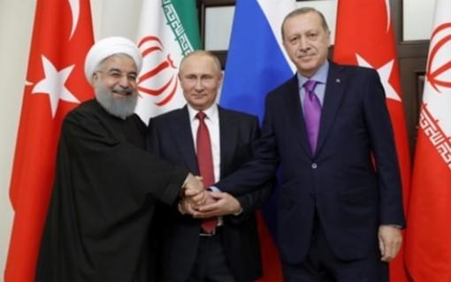 Tuyên bố chung kết quả hội nghị thượng đỉnh 3 bên về tình hình Syria