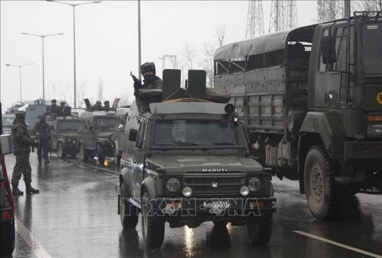 Ấn Độ triệu đại sứ Pakistan sau vụ tấn công đẫm máu tại Kashmir