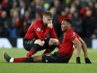 Martial và Jesse Lingard sẽ phải ngồi ngoài 2-3 tuần vì chấn thương