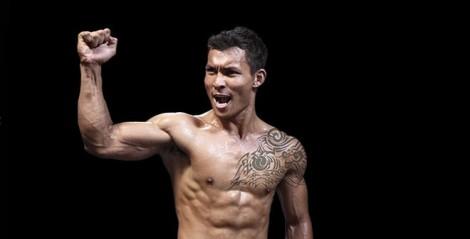 Trần Quang Lộc chính thức bước lên võ đài của ONE Championship