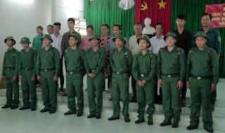 Châu Thành sẵn sàng cho ngày hội tòng quân 2019