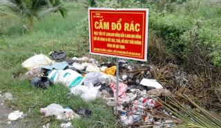 Ngăn chặn rác thải đường phố