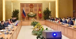 Nga hỗ trợ Việt Nam xây dựng Chính phủ điện tử, bảo đảm an ninh mạng