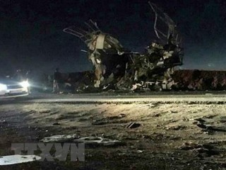 Việt Nam chia buồn về vụ khủng bố gây nhiều thương vong tại Iran