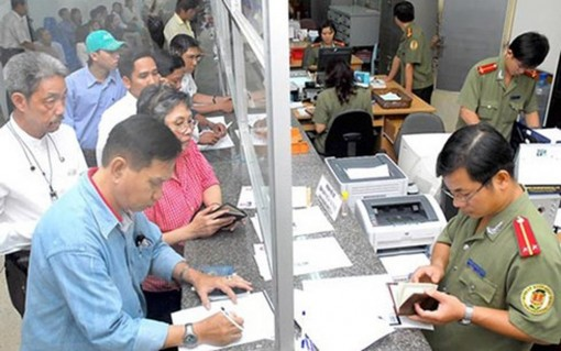 35 nước có công dân được thí điểm cấp thị thực điện tử