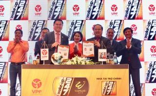 Masan - nhà tài trợ chính của V-League 2019