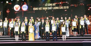 Bến Tre có 5 doanh nghiệp được chứng nhận Hàng Việt Nam chất lượng cao
