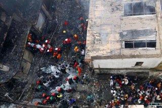 Hỏa hoạn tại Bangladesh khiến ít nhất 115 người thương vong