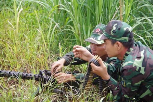 Bảo đảm tốt vũ khí trang bị kỹ thuật