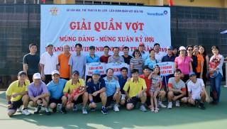 Giải Quần vợt tranh Cúp Vietinbank Bến Tre năm 2019