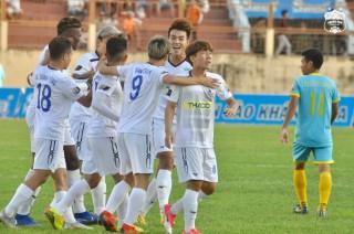 Giải V-League 2019: HAGL thắng đậm đà Khánh Hòa 4-1