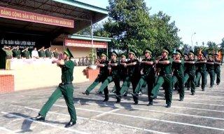 Những trang sử hào hùng của lực lượng Bộ đội Biên phòng
