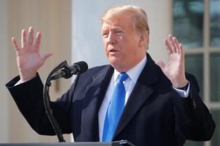 Hạ viện Mỹ chính thức ngăn chặn Tuyên bố tình trạng khẩn cấp của ông Trump