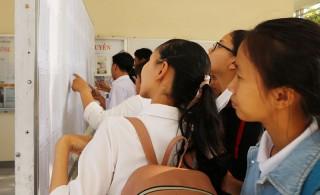 Trên 2.700 học sinh tham gia kỳ thi chọn học sinh giỏi cấp tỉnh