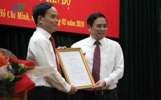 Bí thư Tỉnh ủy Tây Ninh làm Phó bí thư Thường trực Thành ủy TP. Hồ Chí Minh