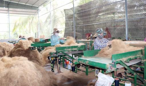 Mỏ Cày Nam phát triển mạnh tiểu thủ công nghiệp