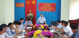 """Thạnh Phú thành lập """"Bàn tròn chính quyền và doanh nghiệp"""""""