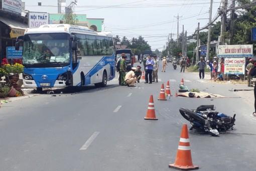 Tai nạn giữa 3 xe cơ giới làm 1 thanh niên tử vong