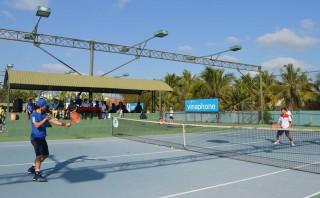 Toàn tỉnh có 30 sân quần vợt phục vụ cho tập luyện và thi đấu