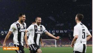 Vòng 26 Serie A: Napoli đánh mất cơ hội vàng để thua Juventus 1-2