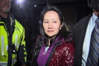 CFO Huawei Mạnh Vãn Chu khởi kiện Chính phủ Canada