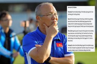 U23 Việt Nam triệu tập 37 cầu thủ chuẩn bị cho vòng U23 châu Á