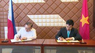 Phó thủ tướng Phạm Bình Minh thăm Philippines