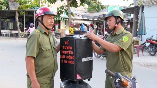 Tân Thiềng với phong trào Toàn dân bảo vệ an ninh Tổ quốc