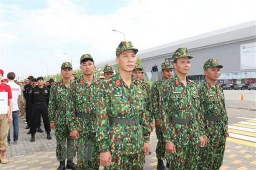 Việt Nam dự hội nghị tư lệnh lực lượng quốc phòng các nước ASEAN