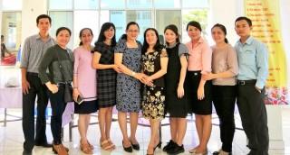 Bệnh viện Nguyễn Đình Chiểu tổ chức Hội chợ ẩm thực