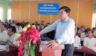 Bình Đại triển khai các chương trình mục tiêu Quốc gia đem lại hiệu quả