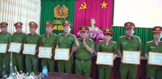 Tổng kết công tác phối hợp giữa lực lượng cảnh sát phòng chống tội phạm về môi trường