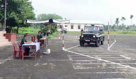 Đảm bảo an toàn giao thông trong lực lượng vũ trang tỉnh