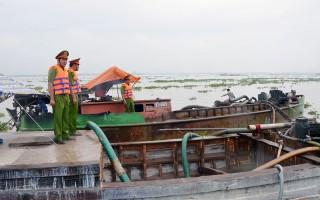 Thành lập đoàn kiểm tra xử lý vi phạm trong khai thác khoáng sản, môi trường