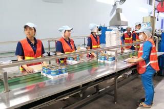 Công ty TNHH chế biến Dừa Lương Quới đạt Thương hiệu quốc gia