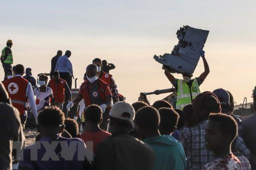 Điện thăm hỏi vụ tai nạn máy bay nghiêm trọng tại Ethiopia