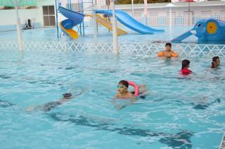 """Học bơi không phải vì """"điểm cộng"""""""