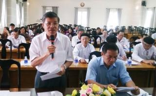 Hội nghị Ủy ban MTTQ Việt Nam tỉnh lần thứ 14