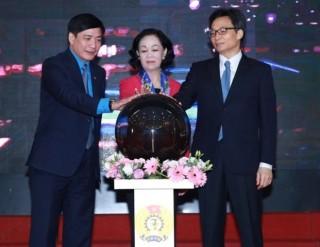 Khai trương phần mềm tư vấn pháp luật trực tuyến của Công đoàn Việt Nam