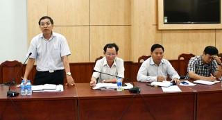 Giám sát chuyên đề Quy trình xây dựng và ban hành nghị quyết của HĐND tỉnh