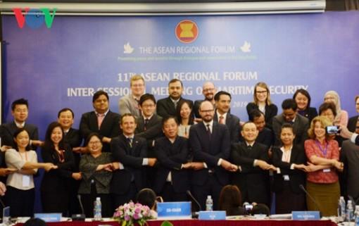 Khai mạc diễn đàn Khu vực ASEAN về an ninh biển lần thứ 11